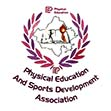 physical education and sports development association Logo